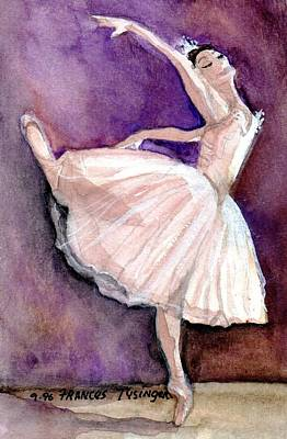 Mannequin Dresses Rights Managed Images - Ballerina Delight Royalty-Free Image by Beulah Tysinger