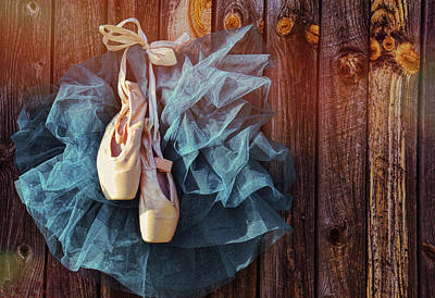 Photograph - Ballerina Dreams by Jamart Photography