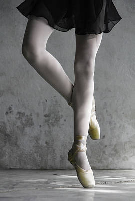 Photograph - Ballerina by Marla Craven