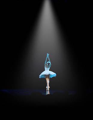 Photograph - Ballerina2 by Al Hurley