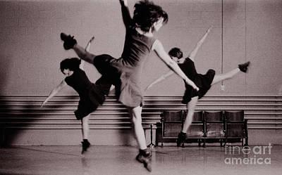 Photograph - Ballet #10 by Hans Janssen