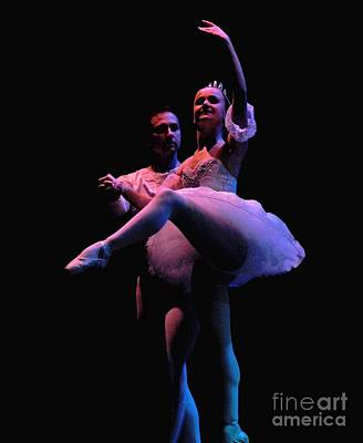 Photograph - Ballet 2 by Reb Frost