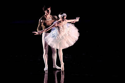Photograph - Ballet by Bill Howard