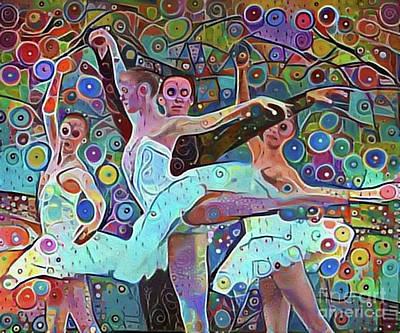 Photograph - Ballet Carnival by Nina Silver