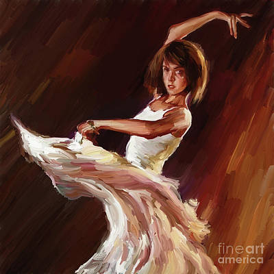 Ballet Dance 0706  Original by Gull G
