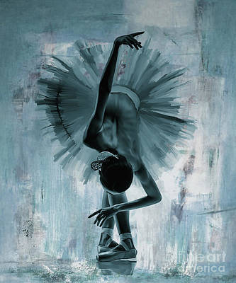 Ballet Dancer 54th Original