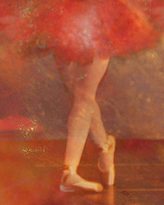 Photograph - Ballet Dancer by Catherine Alfidi
