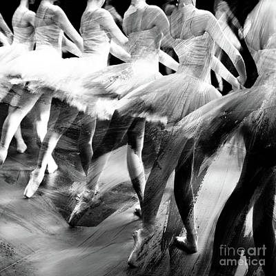 Ballet Dancers Original by Gull G