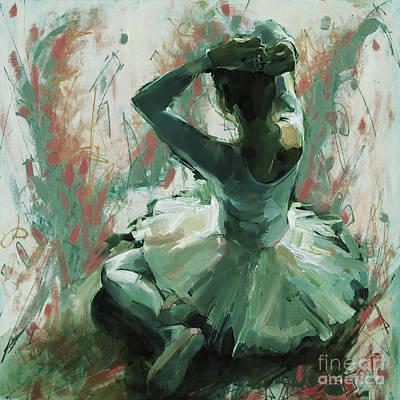 Ballet Girl 34l Original