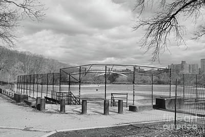 Photograph - Ballfields by Cole Thompson