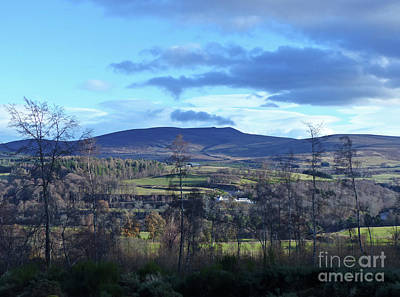 Photograph - Ballindalloch And Ben Rinnes by Phil Banks