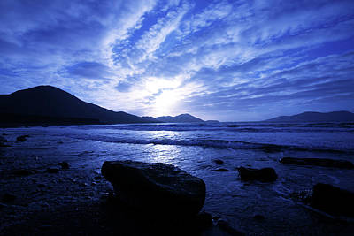 Photograph - Ballinskelligs Bay, County Kerry, Ireland by Aidan Moran
