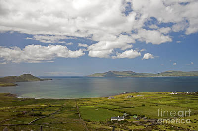 Photograph - Ballinskelligs Bay Ireland by Cindy Murphy - NightVisions
