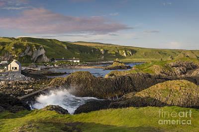 Photograph - Ballintoy - Northern Ireland by Brian Jannsen