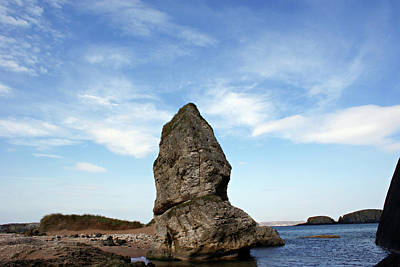Photograph - Ballintoy Rock Formation by Colin Clarke