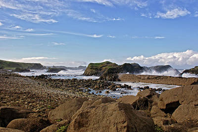 Photograph - Ballintoy by Colin Clarke