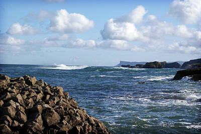 Photograph - Ballintoy View by Colin Clarke
