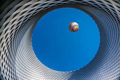 Switzerland Photograph - Ballon [ O ] by Markus Lissner