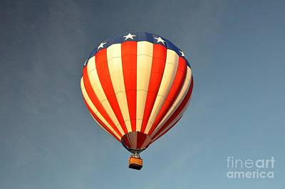 Photograph - Ballons Over Tampa by John Black