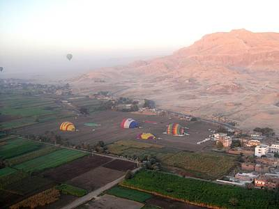 Photograph - Ballons Over The West Bank by Richard Deurer