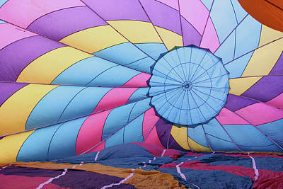 Photograph - Balloon Fantasy 24 by Allen Beatty