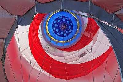 Photograph - Balloon Fantasy 27 by Allen Beatty