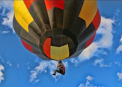 Photograph - Balloon Fantasy 28 by Allen Beatty