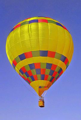 Photograph - Balloon Fantasy 29 by Allen Beatty