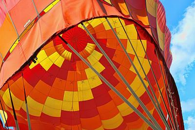 Photograph - Balloon Fantasy 30 by Allen Beatty