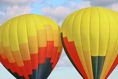 Photograph - Balloon Fantasy 33 by Allen Beatty