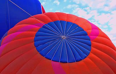 Photograph - Balloon Fantasy 37 by Allen Beatty