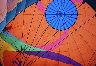 Photograph - Balloon Fantasy 38 by Allen Beatty