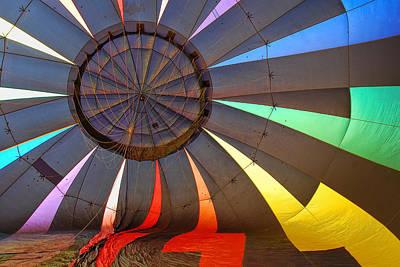 Photograph - Balloon Fantasy 39 by Allen Beatty