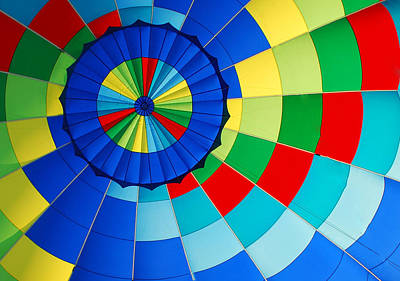 Photograph - Balloon Fantasy 8 by Allen Beatty
