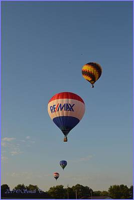 Photograph - Balloon Fest by Sonali Gangane