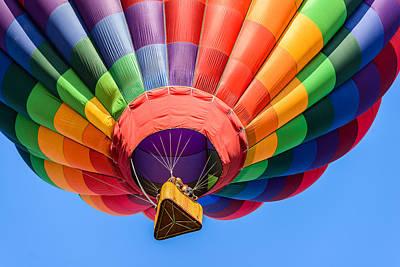 Rusty Trucks - Balloon in Flight by Greg Meland