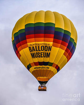 Photograph - Balloon Museum by Grace Grogan