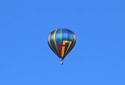 Photograph - Ballooning In Colorado by Denise Mazzocco