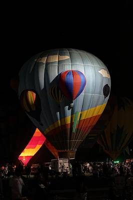 Digital Art - Balloons On Balloons by Dan Stone