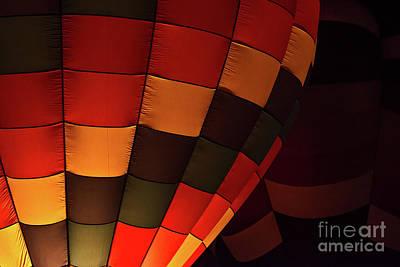 Photograph - Balloons Over Angel Fire by Susan Warren