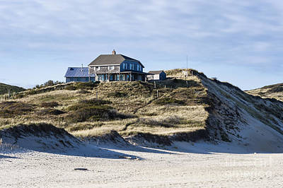Cape Estate Photograph - Ballston Beach House by John Greim