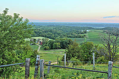 Photograph - Balltown Valley Farm 3 by Bonfire Photography