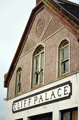 Photograph - Ballycotton Cliff Palace Ballroom County Cork Ireland by Shawn O'Brien