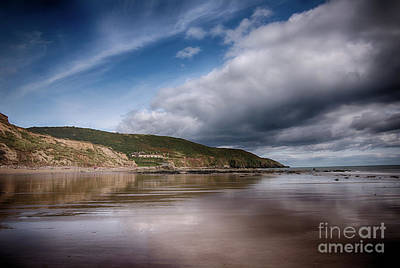 Photograph - Ballyquin Strand 1 by Marc Daly