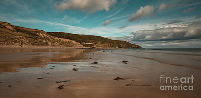 Photograph - Ballyquin Strand 3 by Marc Daly