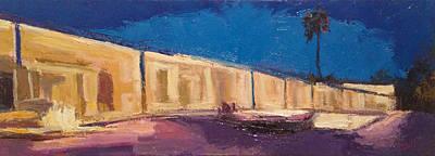 Painting - Balmy Night by Kathleen Strukoff
