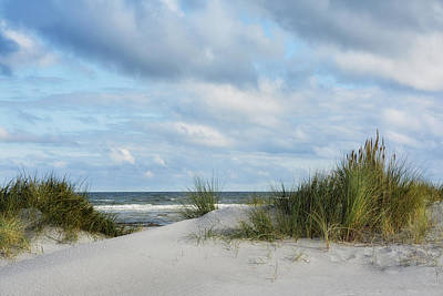 Pictorial Photograph - Baltic Sea by Joachim G Pinkawa