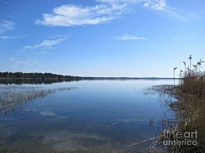 Photograph - Baltic Sea Near Stensund by Chani Demuijlder
