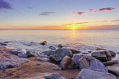 Photograph - Baltic Sunrise by Dmytro Korol