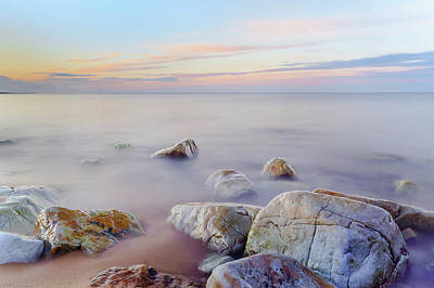 Photograph - Baltic Zen IIi by Dmytro Korol